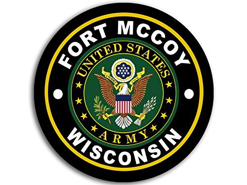 Army Fort McCoy Wisconsin