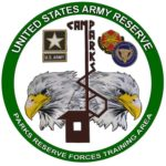 Camp Parks Army Reserve Training