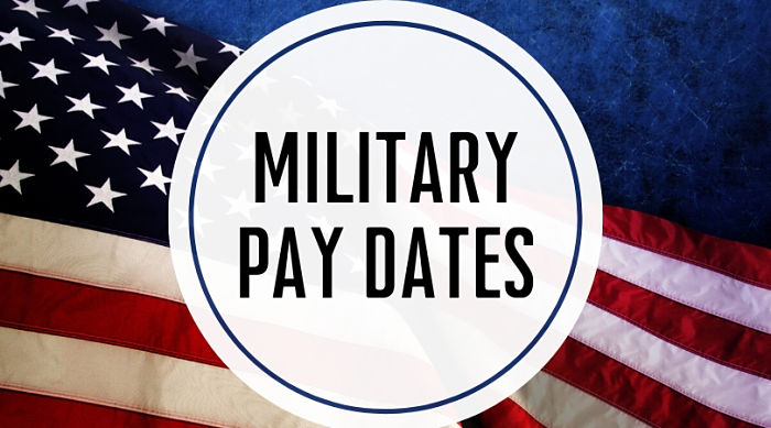 Military Pay Dates