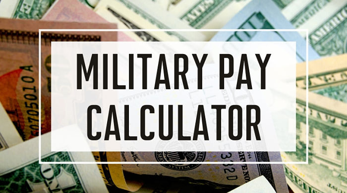Military Pay Calculator